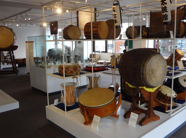 世界の太鼓資料館 太皷館