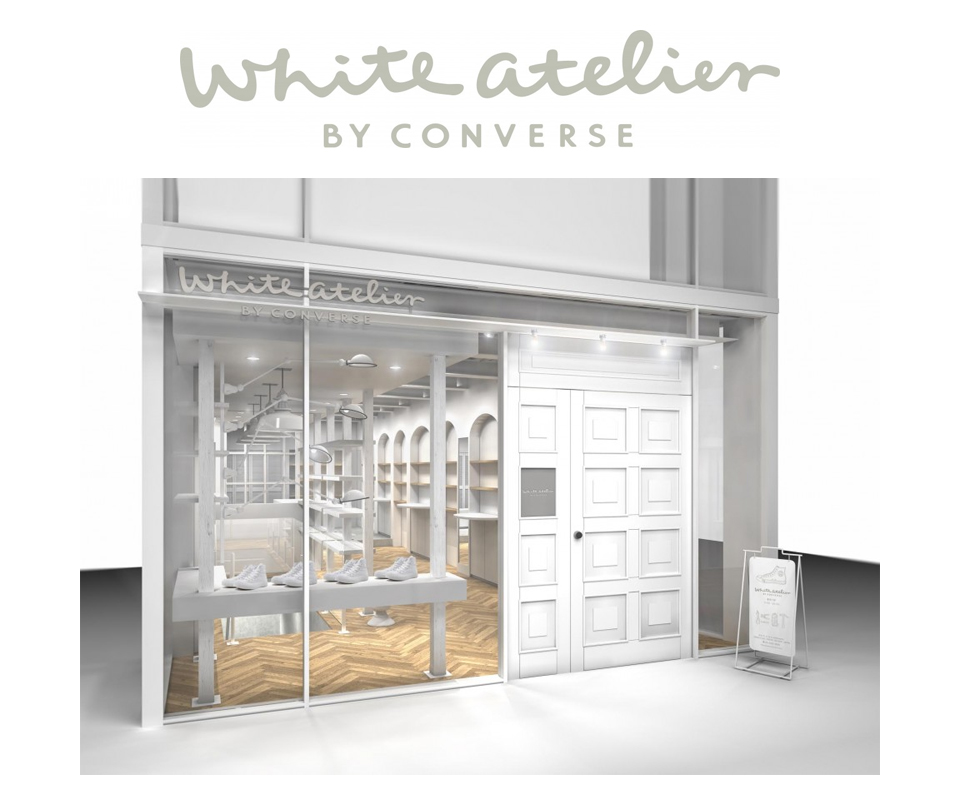 White atelier BY CONVERSE