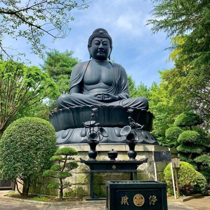 乗蓮寺(東京大仏)