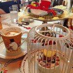 ココアカフェ「赤い鳥」