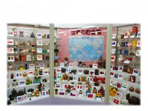 世界の貯金箱博物館