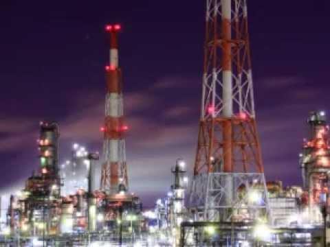堺泉北臨海工業地帯