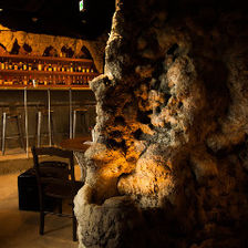 洞窟ダイニングMAMMOTHCAVE