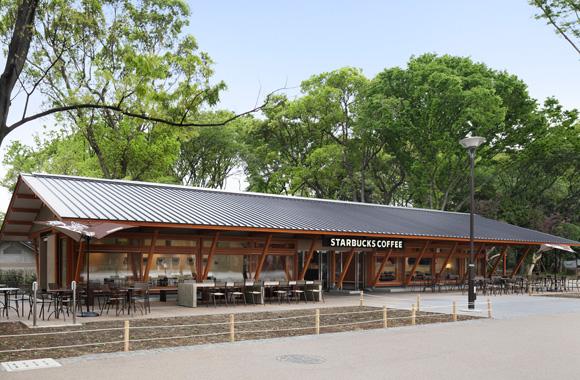 スターバックスコーヒー上野恩賜公園店