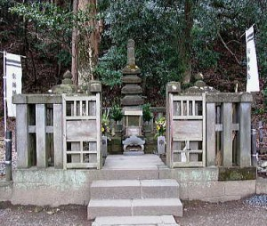源頼朝の墓所