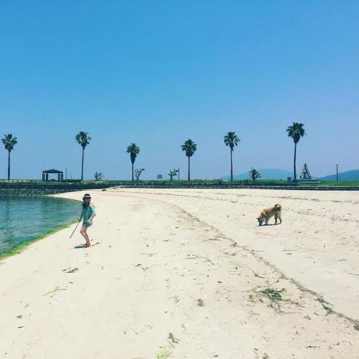 本渡海水浴場