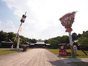 大分縣護國神社