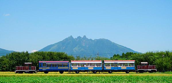 南阿蘇トロッコ列車