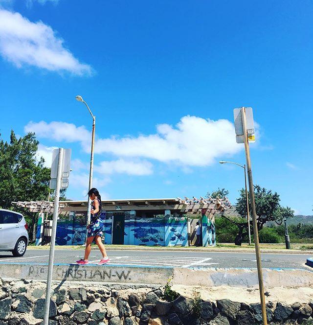 サンディービーチ