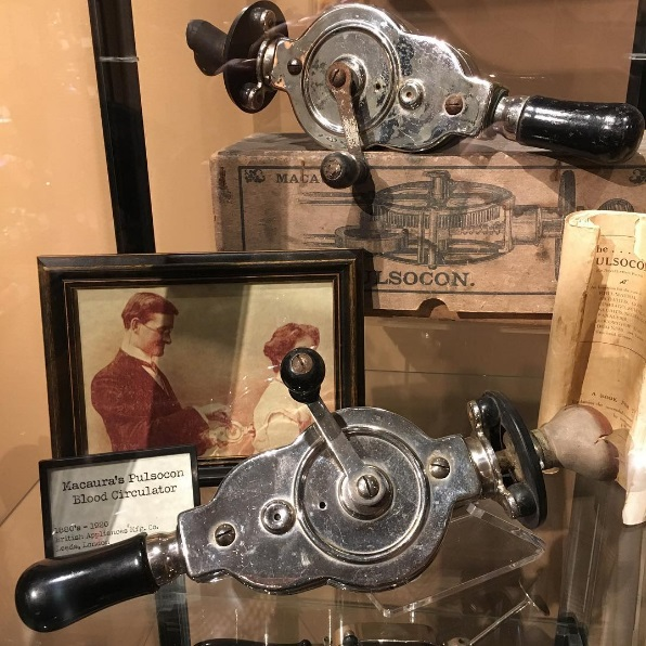 Antique Vibrator Museum