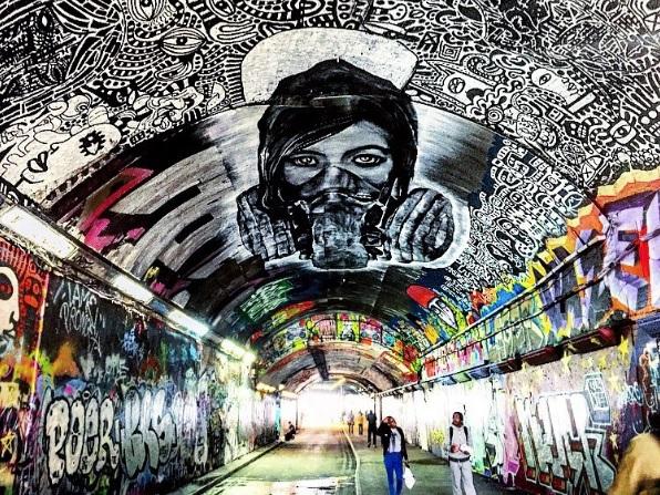 リーク・ストリート トンネル