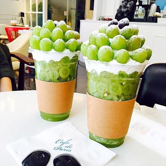 Cafe de Paris 明洞店