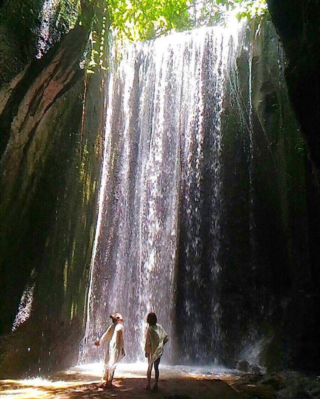 トゥカッ チュプン ウォーターフォール(Tukad Cepung Waterfall)