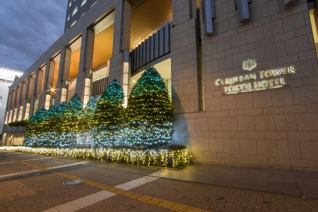 渋谷東急セルリアンタワー