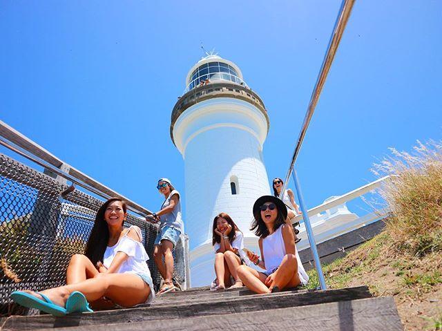 Cape Byron Lighthouse / バイロンベイ灯台