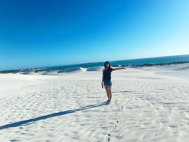 ランセリン砂丘 / Lancelin Sand Dunes