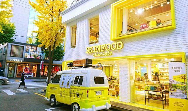SKINFOOD コンセプトストア カロスキル店