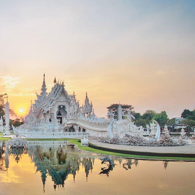 ワット・ロンクン / Wat Rong Khun