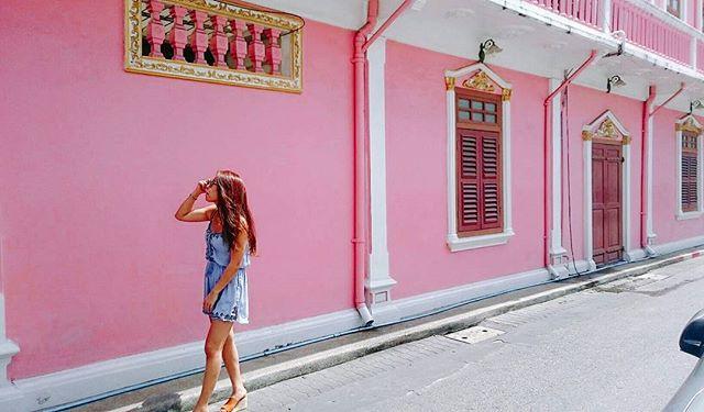 プーケット・オールドタウン / Old Phuket town