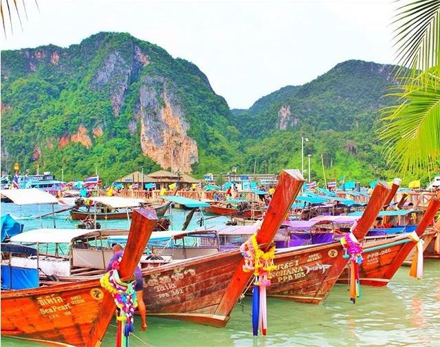 ピピ島 / Phi Phi Island