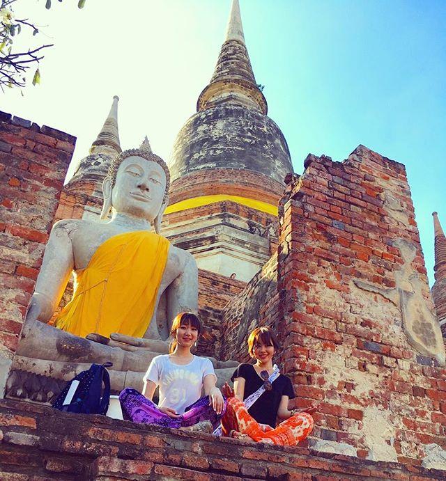アユタヤ遺跡 / Ayutthaya