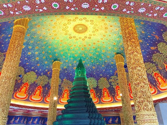 Wat paknam / ワット・パクナム
