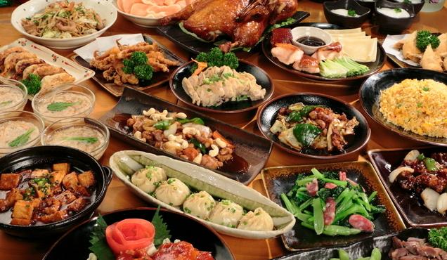 中華料理食べ放題 新宿カンフー飯店