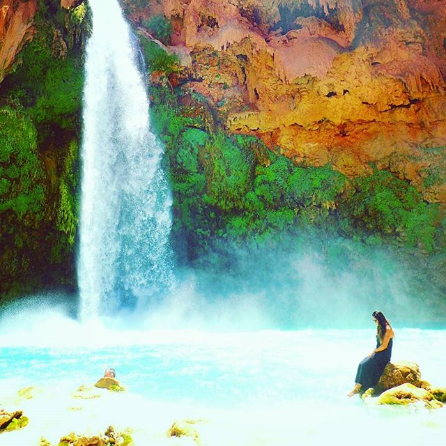 ハバス滝 / Havasu Falls