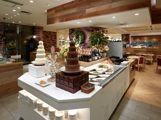 Premium buffet the oven sns for Www americanhouse com