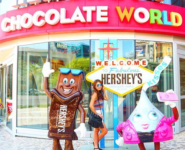 ハーシーズ / Hershey's Chocolate World Las Vegas