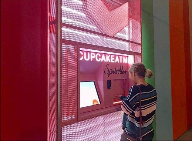 スプリンクルズ・カップケーキ / Sprinkles Cupcakes Las Vegas