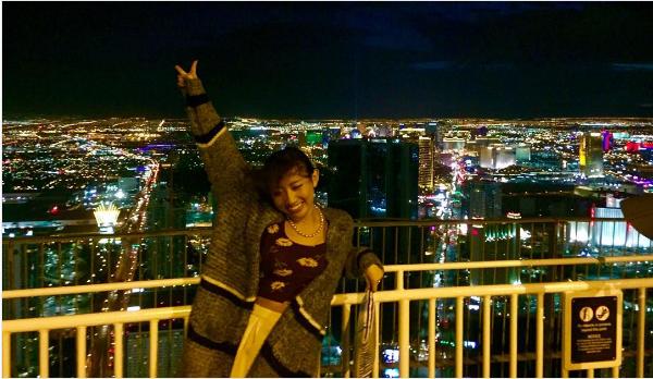 ストラトスフィア展望台 / Stratosphere Tower