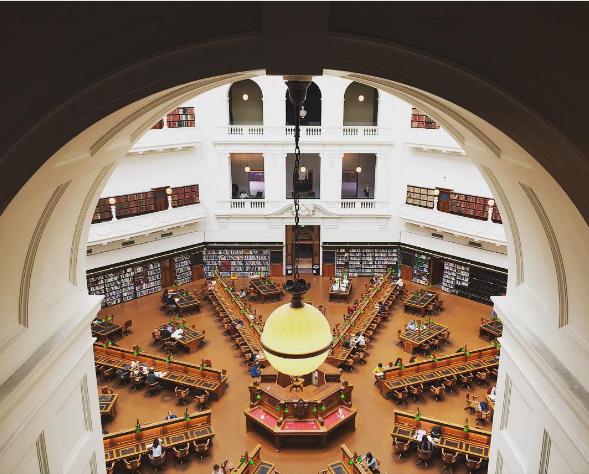ビクトリア州立図書館 / State Library of Victoria