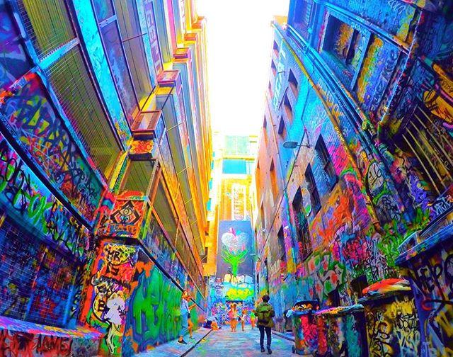 ホイザー・レーン / Hosier Lane