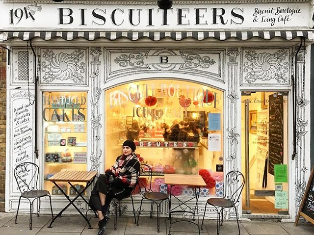 Biscuiteers Boutique and Icing Cafe / ビスケッティアーズ ブティック アンド アイシング カフェ