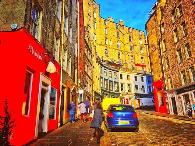 ヴィクトリア ストリート/エディンバラ(Victoria Street, Edinburgh)