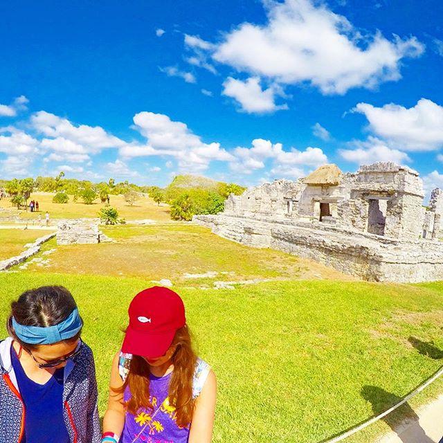 トゥルム遺跡 / Ruinas de Tulum