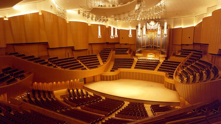 札幌コンサートホール キタラ