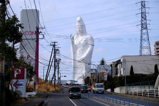 大観密寺(仙台大観音)