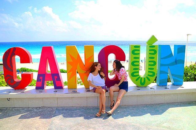カンクン サイン / Cancun Sign
