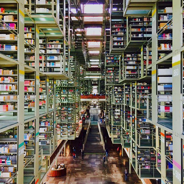 ヴァスコンセロス図書館 / Biblioteca Vasconcelos