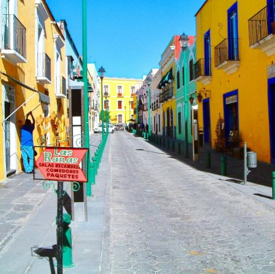 プエブラ / Puebla