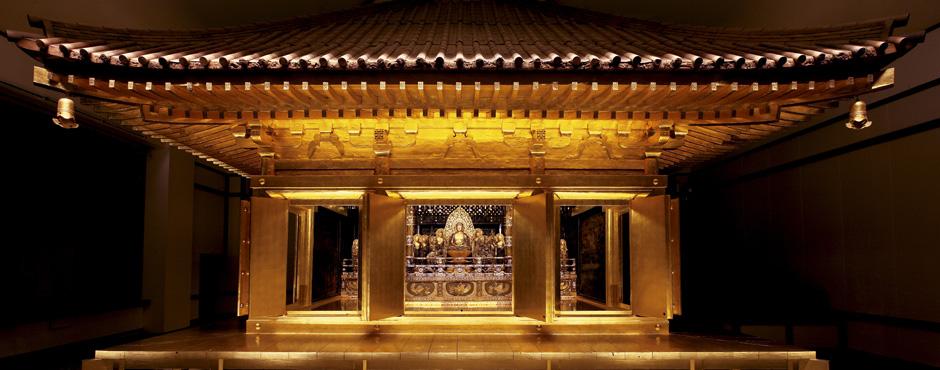 中尊寺金色堂の画像 p1_9