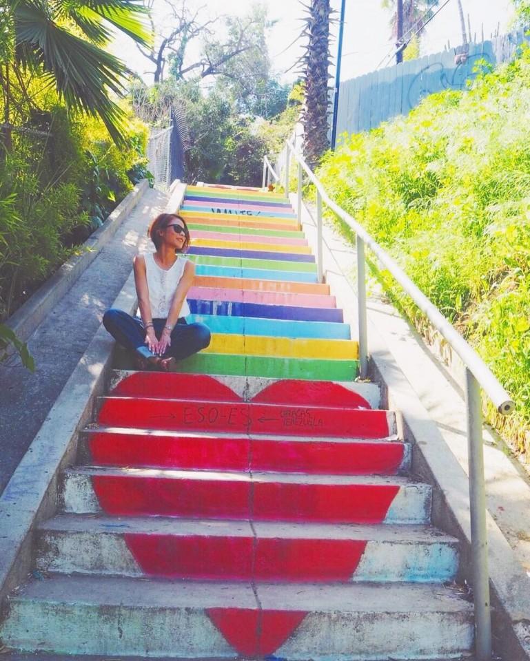 Michektorena Stairs