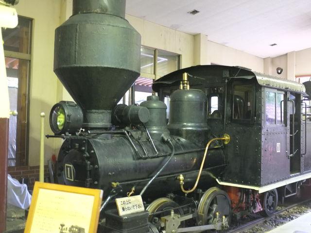 木曽森林鉄道記念館
