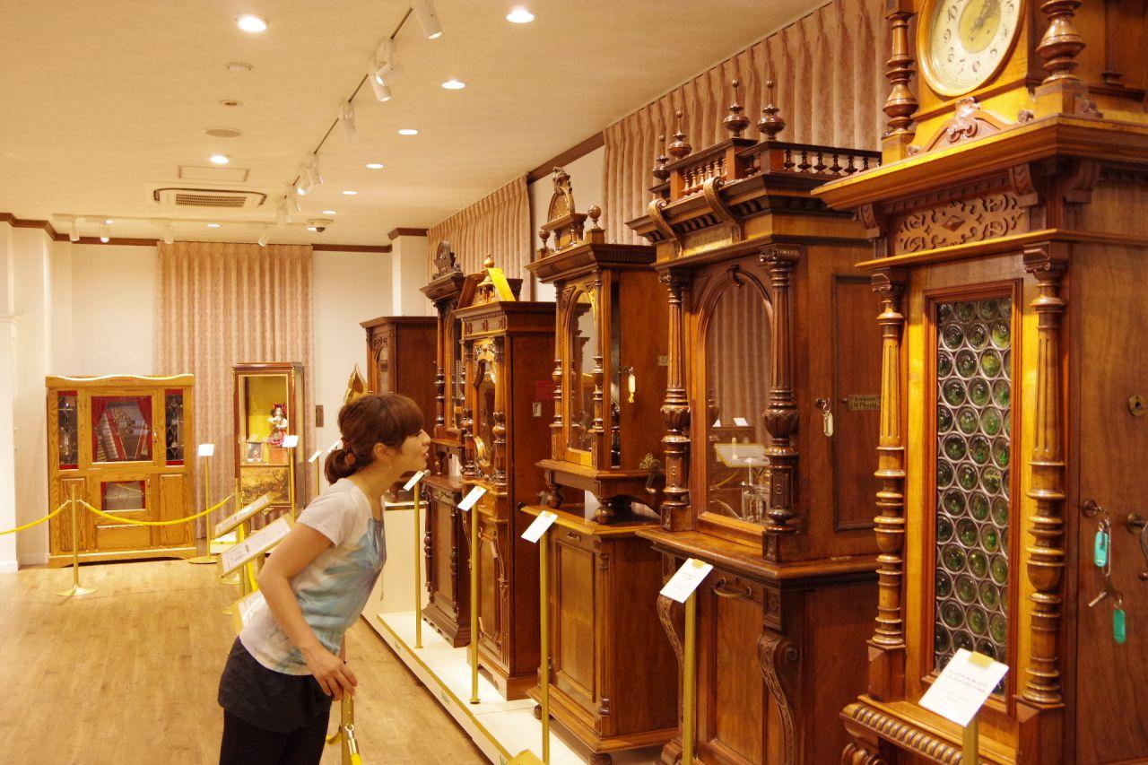 日本電産サンキョーオルゴール記念館