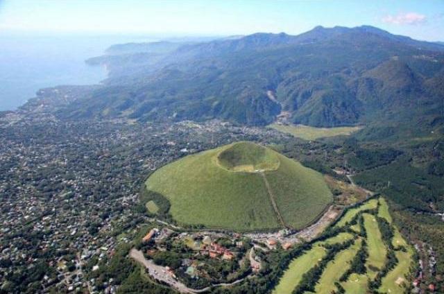 大室山 大室山 | 日本最大級のSNS映え観光情報 スナップレイス SNS映えする観光スポットを