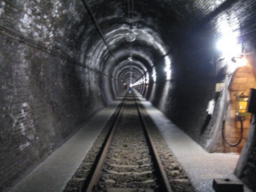 【閉鎖中】大日影トンネル遊歩道