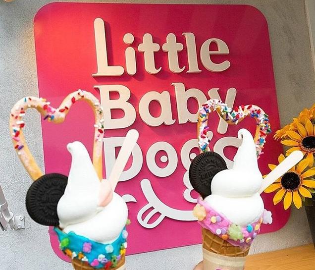 Little Baby Dog's