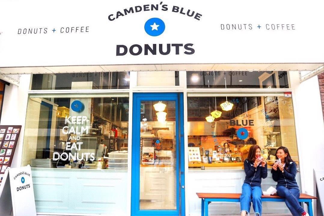 Camden's Blue Star Donuts